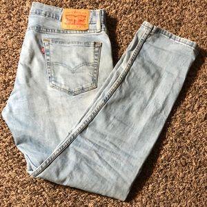 Levi's 511 Jeans denim blue 34x30